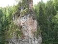 об эти камни бились барки сплавщиков в романе А. Иванова Золото бунта