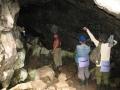 Пещера на берегу р. Чусовой