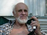 Режиссер Березовский на отдыхе. Чердынь, июль 2007