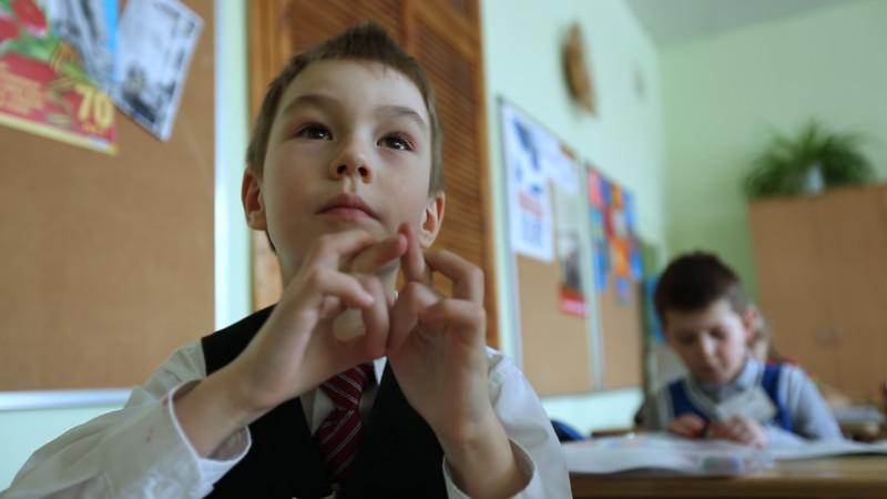 Кадр из фильма Детский мат